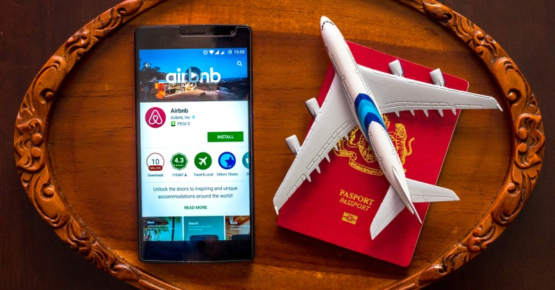 Tv Catia Fonseca tecnologia 9 apps que você precisa ter no seu celular - Airbnb
