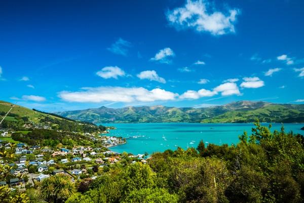 Tv Catia Fonseca Lua de mel: Os 8 destinos mais românticos - Akaroa, Nova Zelândia