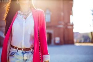Como usar blazer no verão, por Rosy Cordeiro