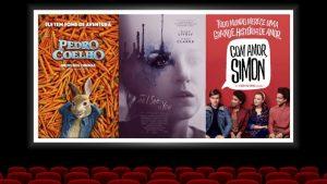Filmes que estreiam esta semana (22 de março) no cinema com Davi Novaes
