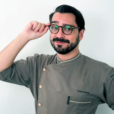 Tv Catia Fonseca receita de pipoca caramelizada Lucas Corazza