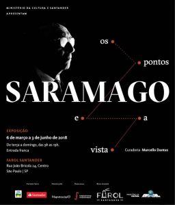 Dica de passeio: José Saramago é homenageado em exposição no mais novo centro cultural da capital paulista