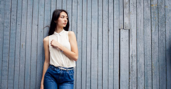 Como usar regata e ficar elegante por Juliana Cordeiro