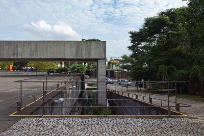 MUBE - Museu Brasileiro de Esculturas