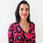 Tv Catia Fonseca moda saia de couroJu Sayum