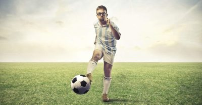 Óculos no esporte