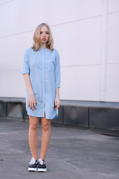 Tv Catia Fonseca moda Descubra como usar o vestido camisa