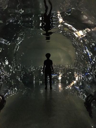 Tv Catia Fonseca dicas para o final de semana em São Paulo Escultura imersiva e interativa dá a sensação de caminhar nas alturas