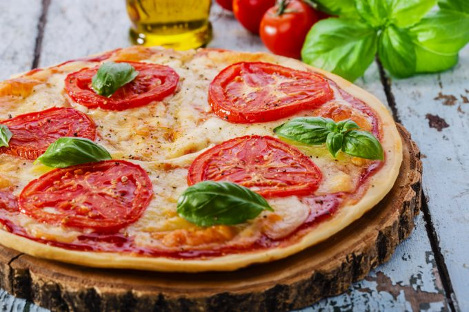 TV Catia Fonseca receita pizza low carb