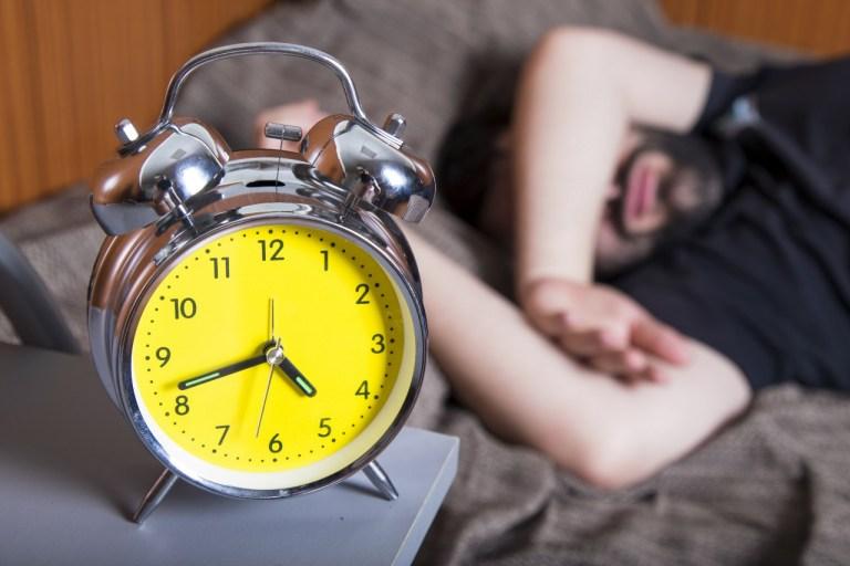 Dormir mal te faz ganhar peso por Priscila Arcanjo