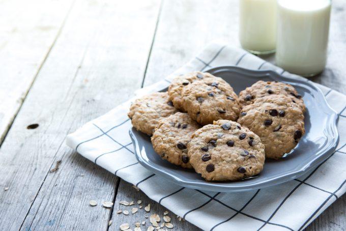 Cookies sem glúten da Laís Murta