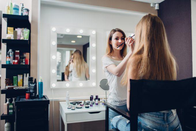 Maquiagem para iniciantes por Luiz Mufato