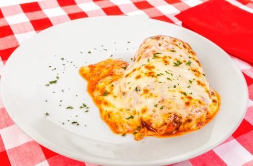 Receita da Catia: Bife à Pizzaiola