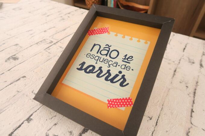Tv Catia Fonseca Como fazer moldura de papel Luciana Jaber