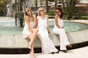 Como montar look total white casual por Rita Heroína