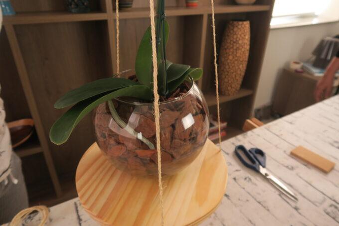 Tv Catia Fonseca DIY Aprenda a fazer um suporte diferente para plantas