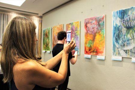 Tv Catia Fonseca Veja a programação da agenda cultural - Sudeste São Paulo exposição mulher em flor