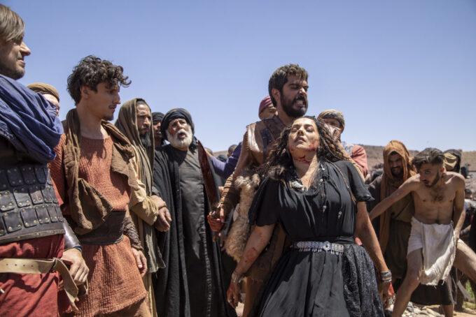 Jezabel: Elias mata sacerdotisa Thanit e todos os discípulos de Baal
