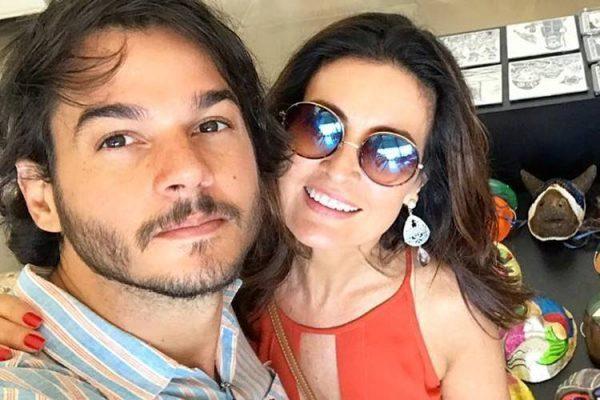 Fátima Bernardes vira cantora, forma dupla sertaneja com o namorado, canta 'Evidências' e surpreende os fãs ao soltar a voz