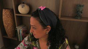 Acessórios para cabelo por Luciana Jaber