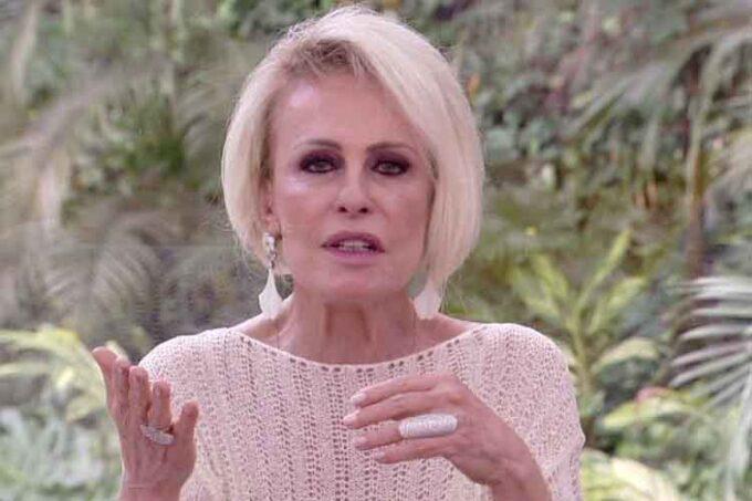 """Ana Maria Braga quebra protocolo, para programa na Globo e relata acidente grave com filho de Luciano Huck: """"Afundou o crânio"""""""