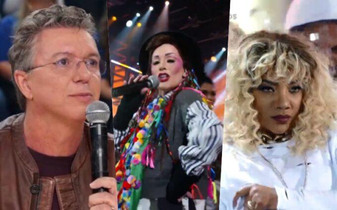 """Ludmilla surge irreconhecível no Show dos Famosos, Danielle Winits é humilhada e Boninho detona participantes: """"ódio se aprende"""""""