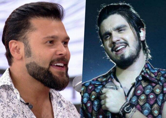"""Marcos da dupla com Belutti expõe toda a verdade sobre polêmica com Luan Santana e revela: """"minha mensagem foi para a Paula"""""""