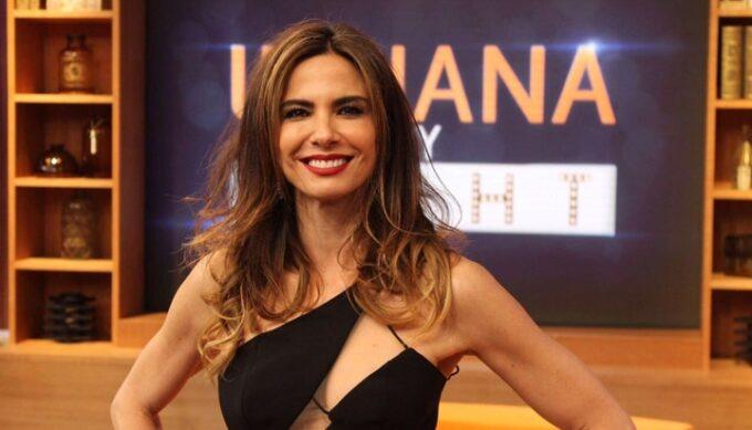 Luciana Gimenez pode ser contratada pelo SBT, tem encontro com Silvio Santos e imagem vaza