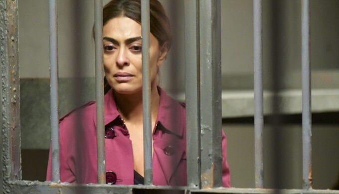 """A Dona do Pedaço: Maria da Paz fica acabada na prisão e se desespera: """"Minha vida acabou"""""""