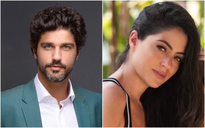 Carol Castro e Bruno Cabrerizo tem romance secreto fora da Globo desmascarado