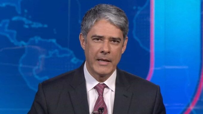 William Bonner é envolvido em grande escândalo e provas são divulgadas: 'Isso a Globo não mostra'