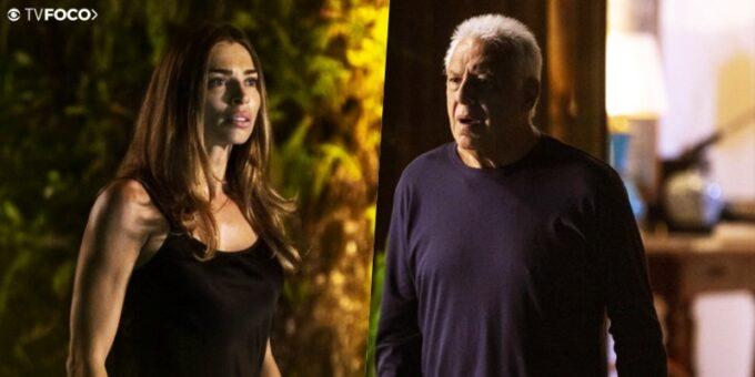 Bom Sucesso: Furiosa, Nana joga Alberto contra Paloma e é humilhada