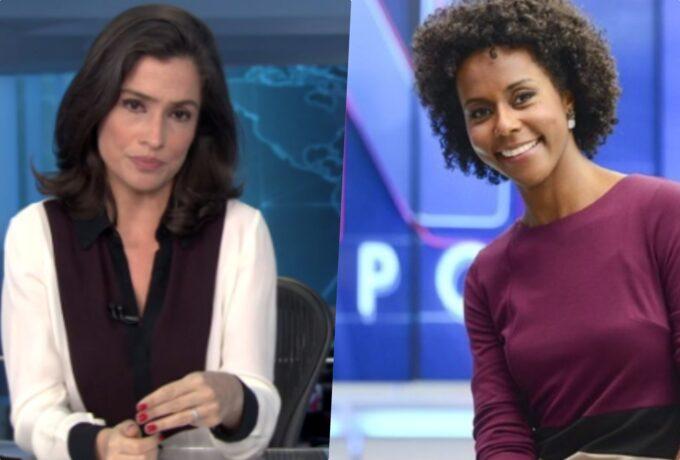 Maju está sendo preparada na Globo para também ocupar definitivamente o lugar de Renata Vasconcellos
