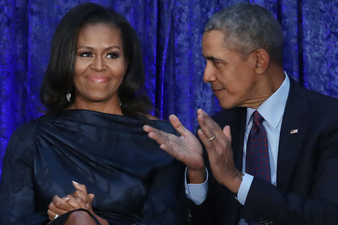 Barack e Michelle Obama entram no mundo do cinema e filme com o casal é anunciado