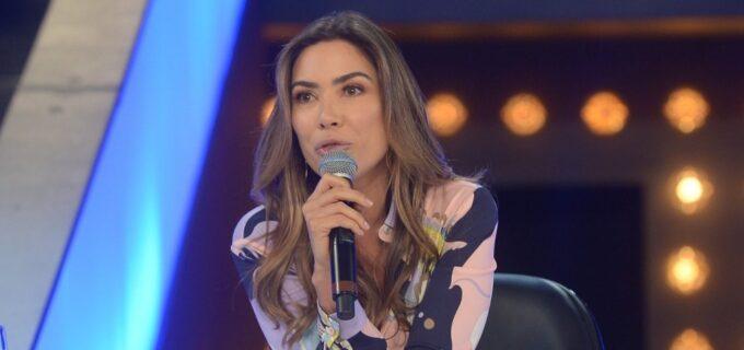 Patricia Abravanel ganha programa novo no SBT e manda recado afrontoso para Luciano Huck