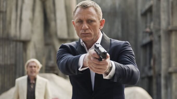 James Bond: Novo filme de 007 ganha título definitivo