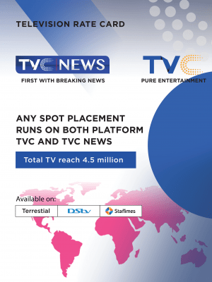 tv rate card