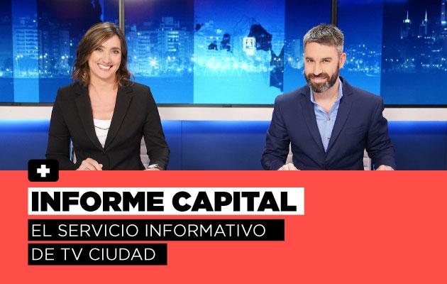 TVCIUDAD 8211 Televisi n Digital Abierta de la Intendencia de Montevideo Informe Capital Portada 500