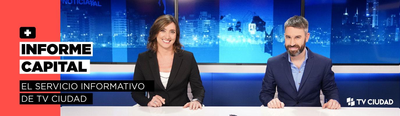 TVCIUDAD 8211 Televisi n Digital Abierta de la Intendencia de Montevideo Informe Capital portada