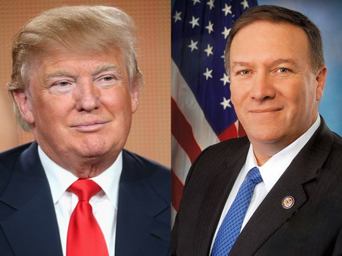 US Secretary of State Pompeo praises Trump - TVC News Nigeria
