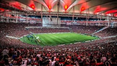 Flamengo confirma 54 mil ingressos vendidos para jogo contra o Atlético-PR 23722ba0c580b