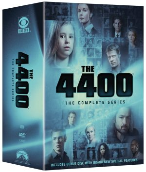 The 4400 The Complete Series DVD