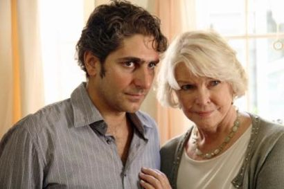 Oprah Winfrey Presents: Mitch Albom's For One More Day - Michael Imperioli as Chick Benetto and Ellen Burstyn as Posey Benetto