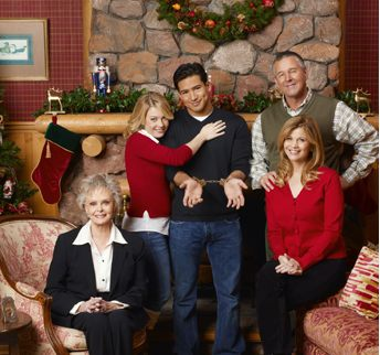 Holiday In Handcuffs on ABC Family