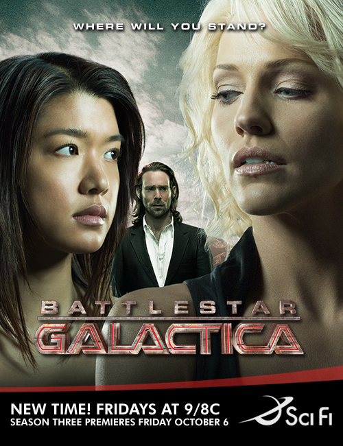 Battlestar Galactica Returns