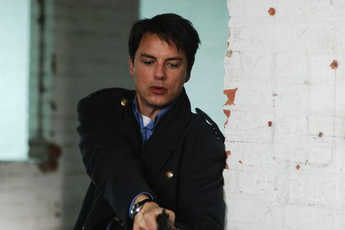 Torchwood - John Barrowman as Captain Jack Harkness