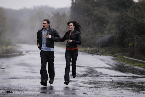 Torchwood - Eve Myles as Gwen and Burn Gorman as Owen