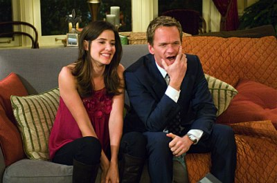 How I Met Your Mother - Cobie Smulders and Neil Patrick Harris