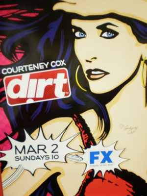 Dirt Signed Poster