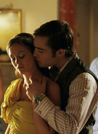 Gossip Girl - Leighton Meester and Ed Westwick